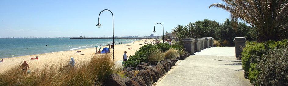There are plenty of water/sport activities and events to visit during your stay in St Kilda.